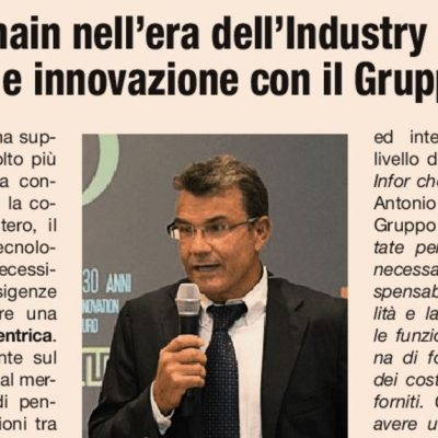 Supply chain e Industriy 4.0
