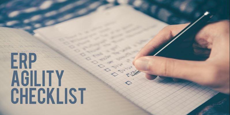ERP Agility Checklist