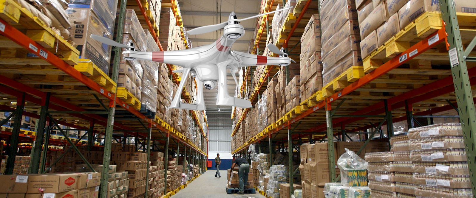 uso dei Droni per la manutenzione predittiva degli asset