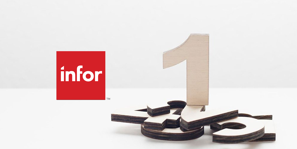 infor eam leader gartner